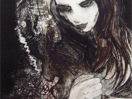 Cécile Chopin à La Galerie Samedi 8 aôut 2015