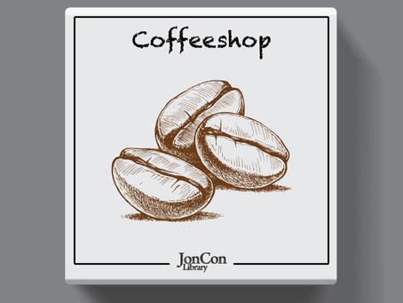 Coffeeshop- Library