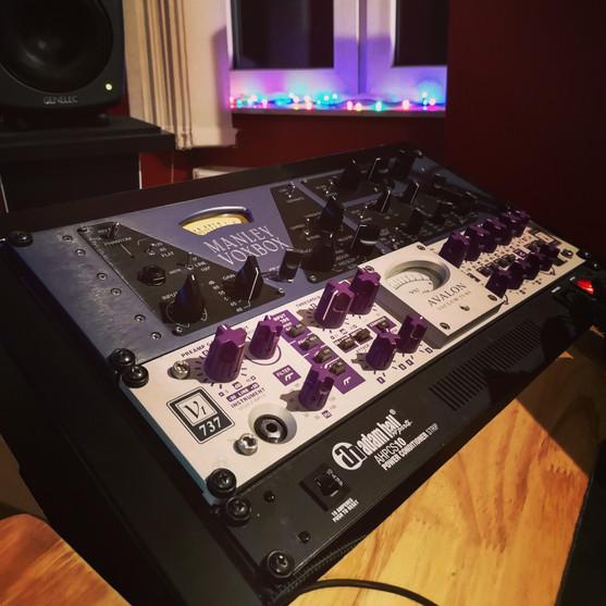 Preamps: Manley Voxbox & Avalon VT737sp