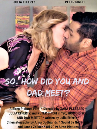 So, how did you and dad meet?