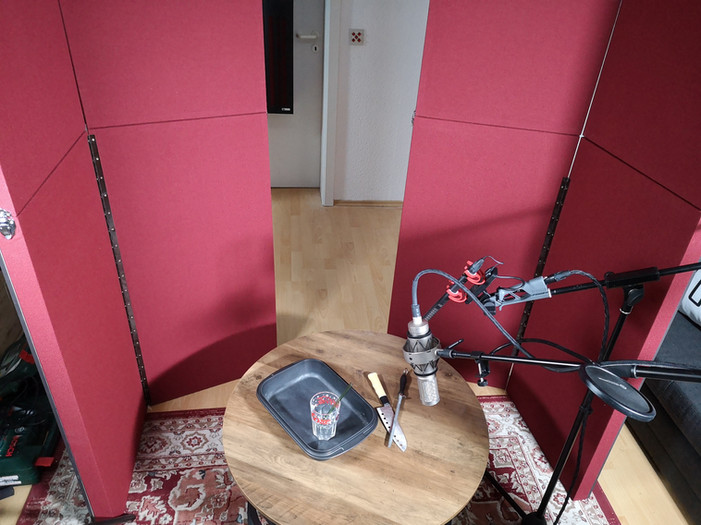 foley recording