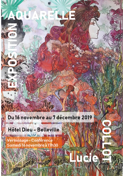 Exposition 2019- belleville - Lucie COLL
