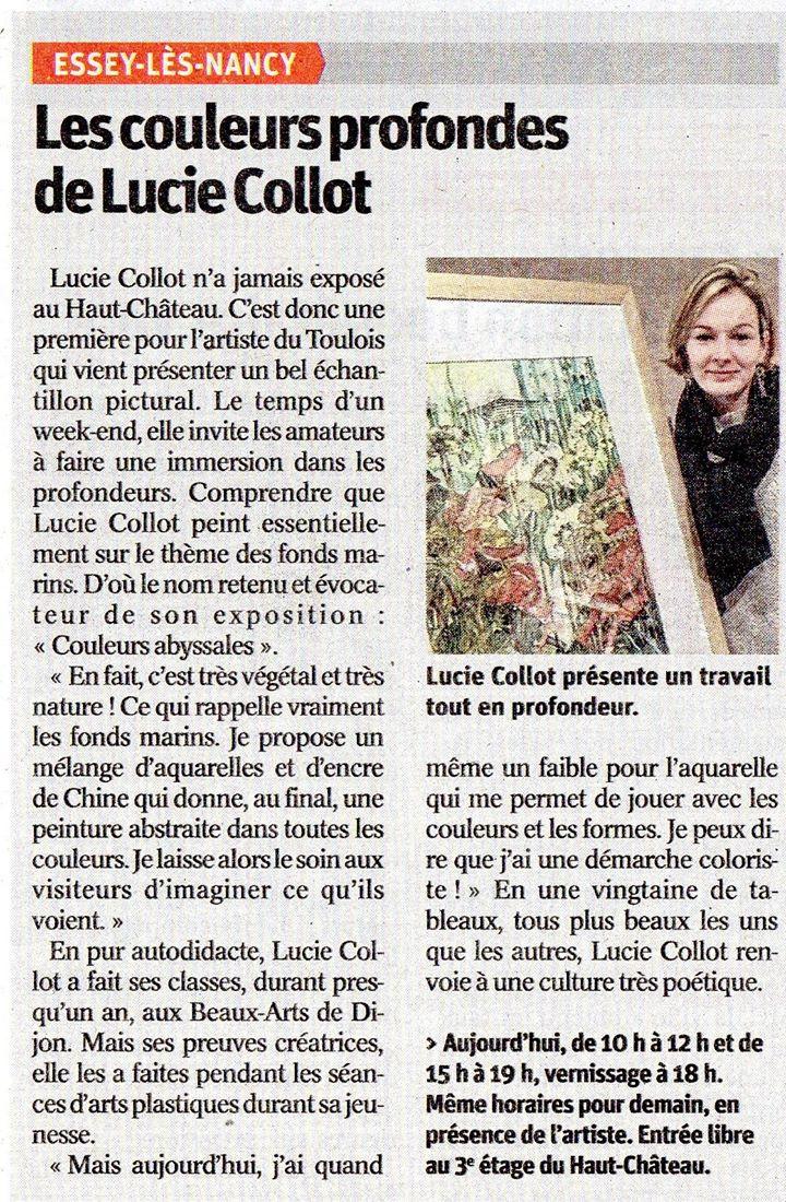 Article Est Républicain - 11.01.17