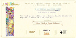 Exposition itinérante au Chili