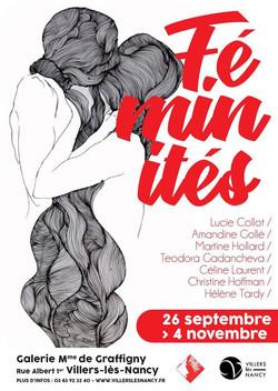 Expo collective Féminités