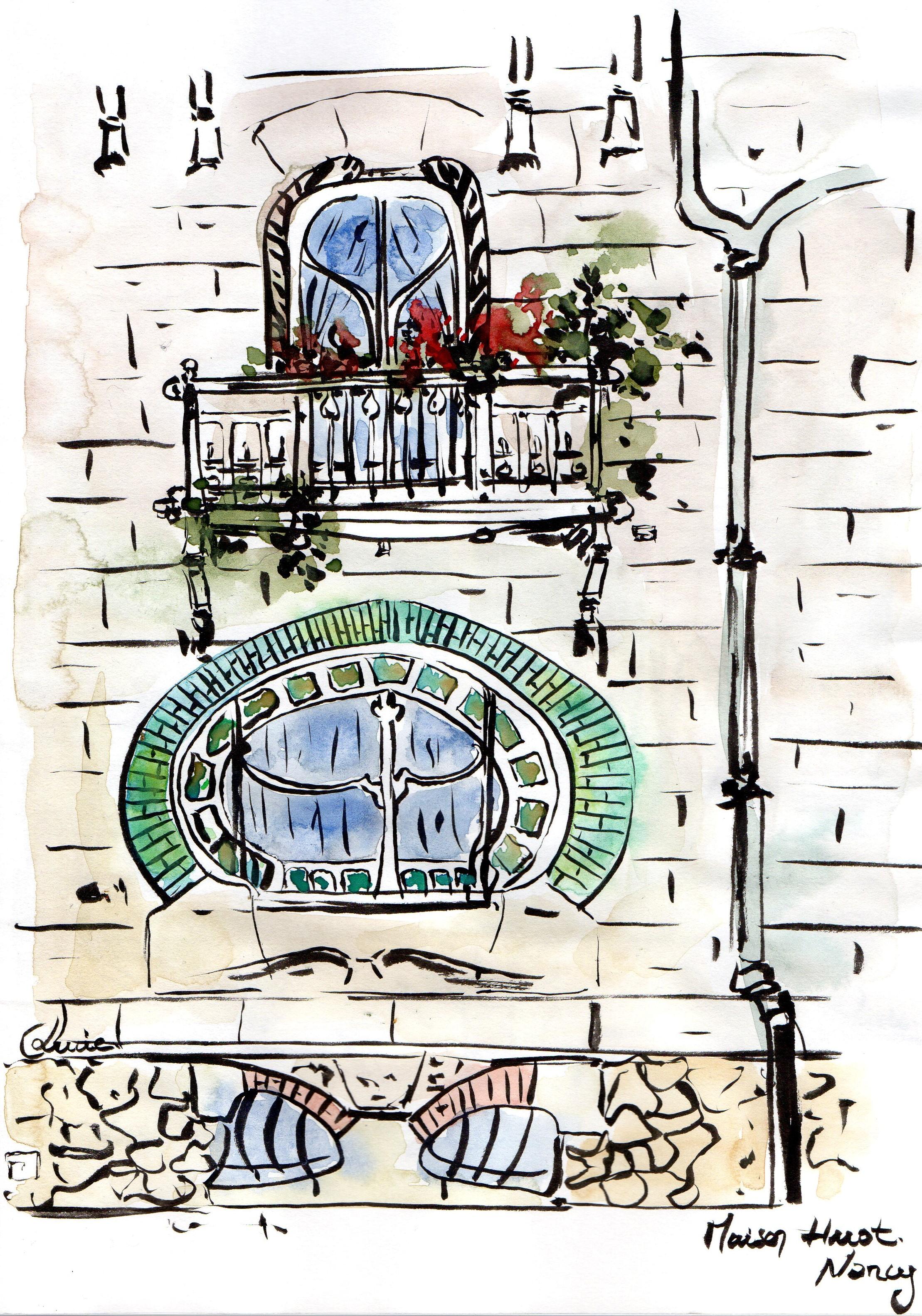 Maison Huot à Nancy