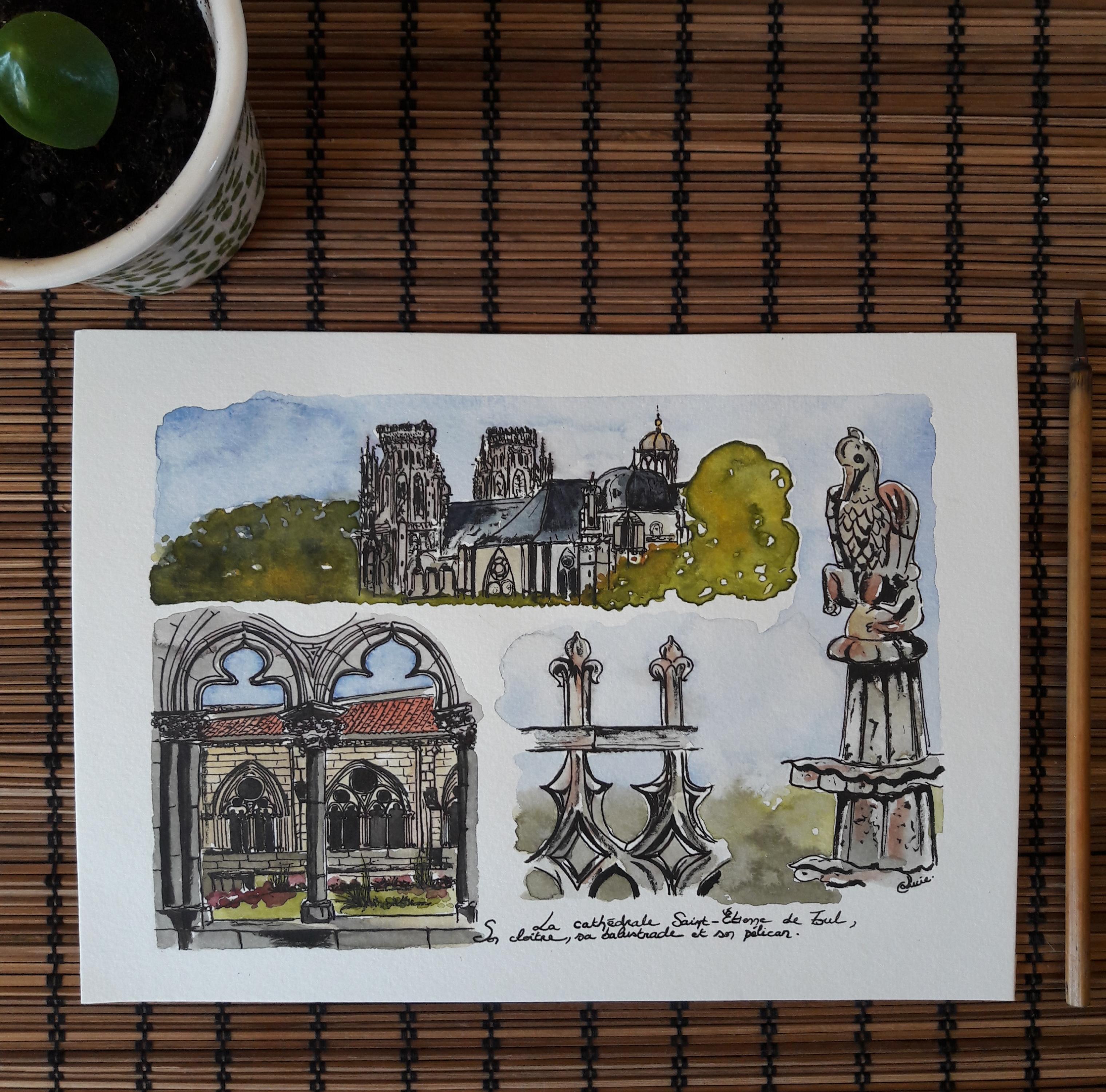 Cathédrale Saint-Etienne de Toul