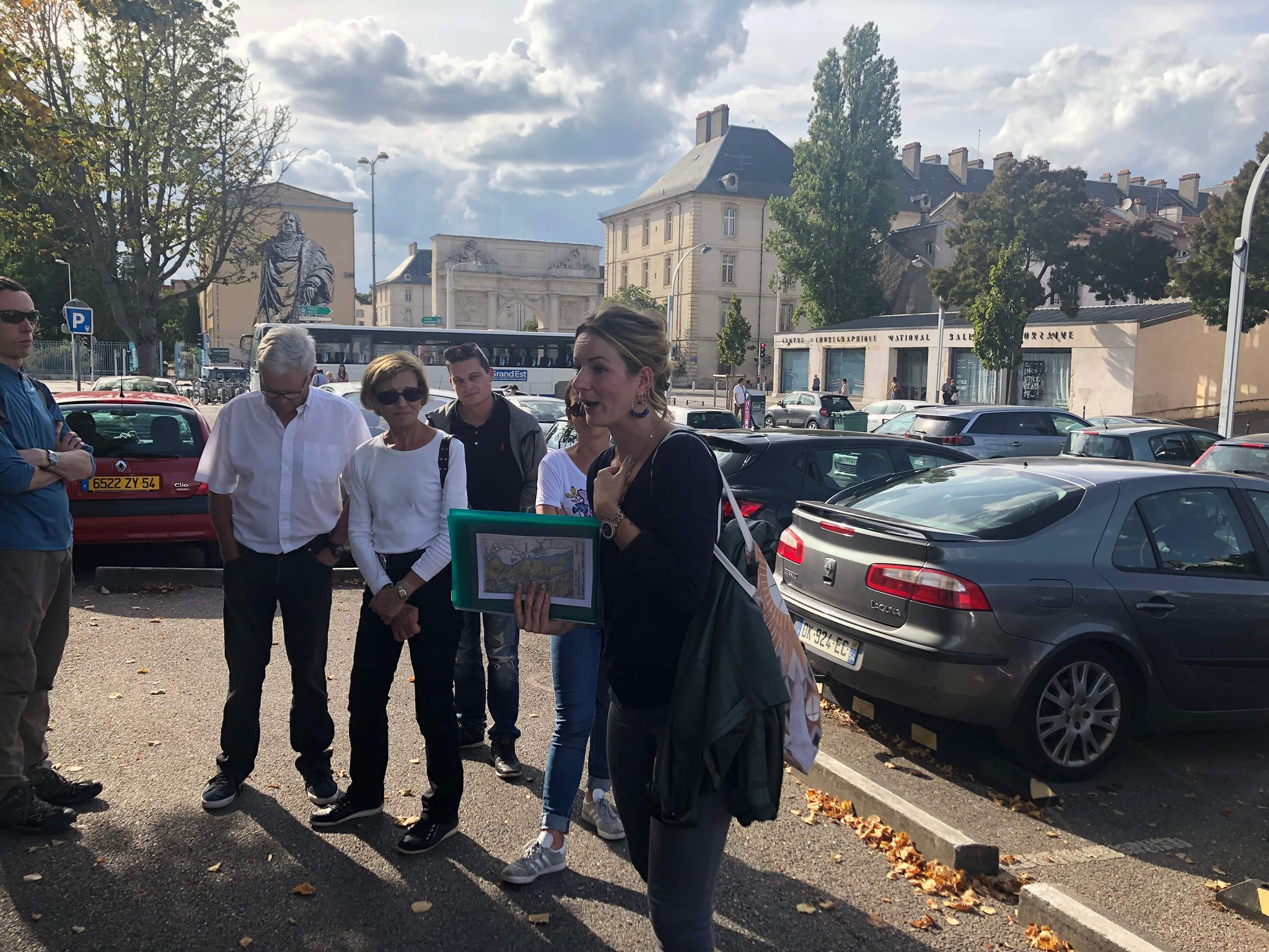 Visite Nancy - JEP 2019