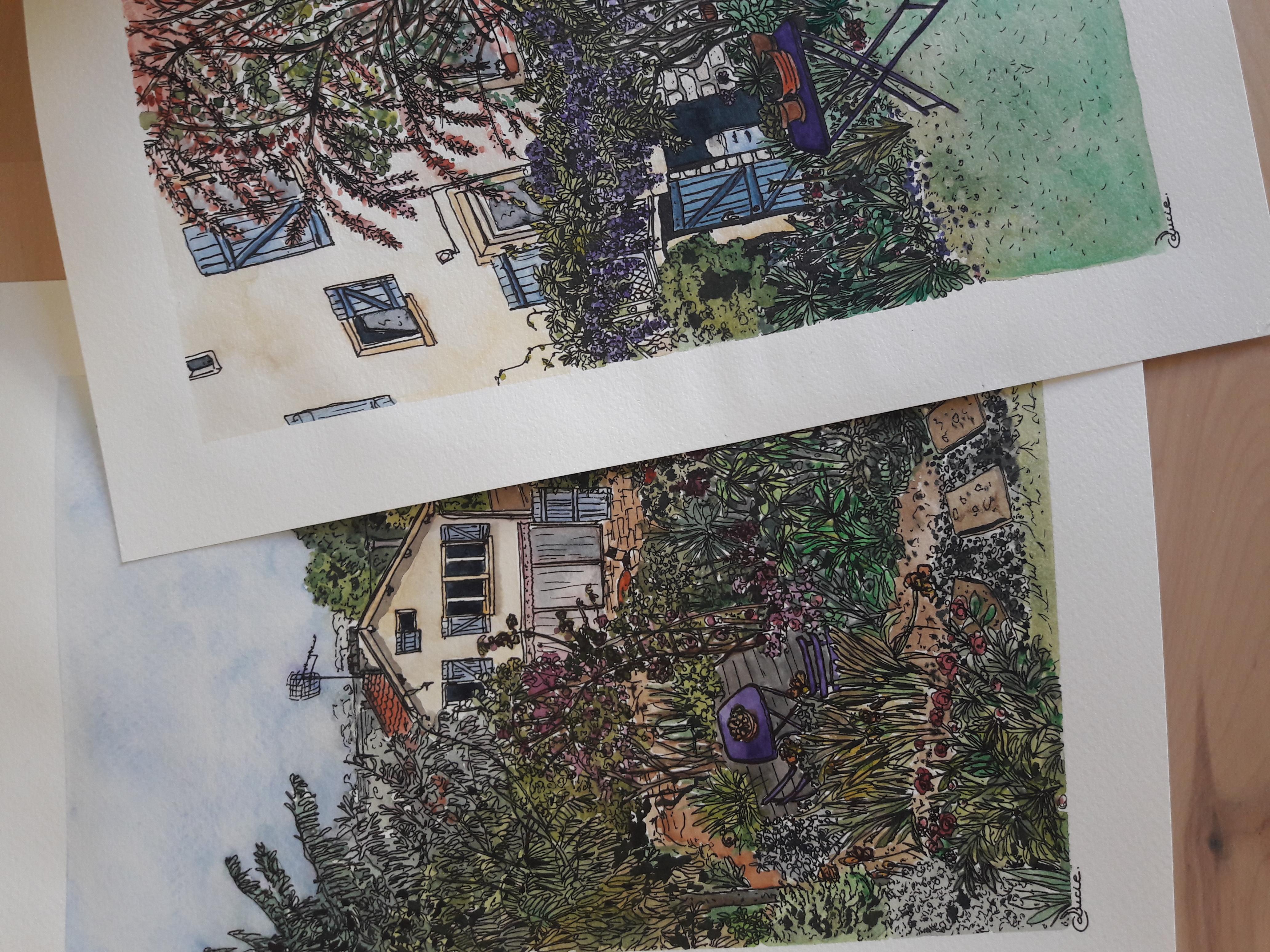 Jardin à Bar-le-duc
