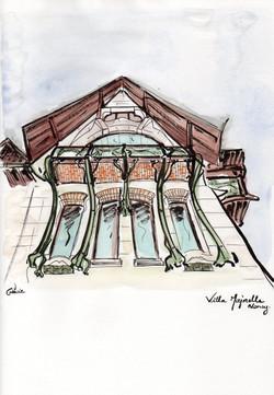 Atelier de la Villa Majorelle