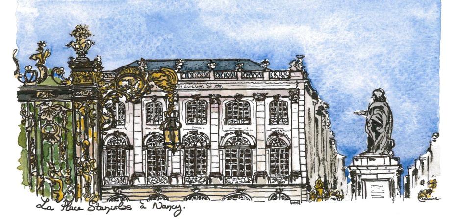 La Place Stanislas