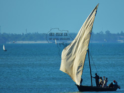 Fishing boat Dar es Salaam