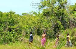 Village children Tanzania