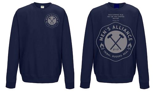 JHA030 College Crewneck Sweatshirt