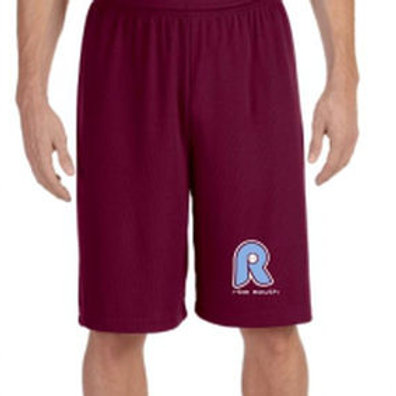 "M6717 Adult  11"" Shorts"