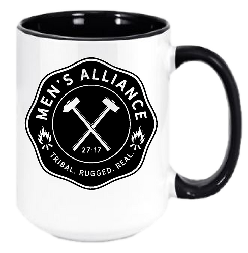 Sublimated Custom Coffee Mug 15oz