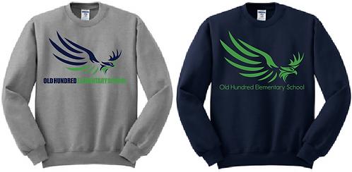 JERZEES® Adult - NuBlend® Crewneck Sweatshirt