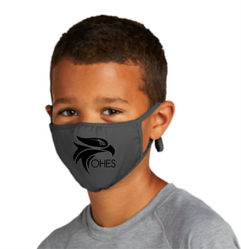Port Authority ® Cotton Knit Face Mask Youth