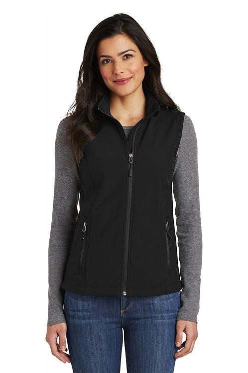 Ladies Core Soft Shell Vest
