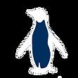 Falkland island penguin logo