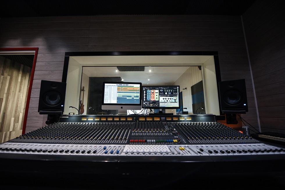 Southhill studio Régie_3