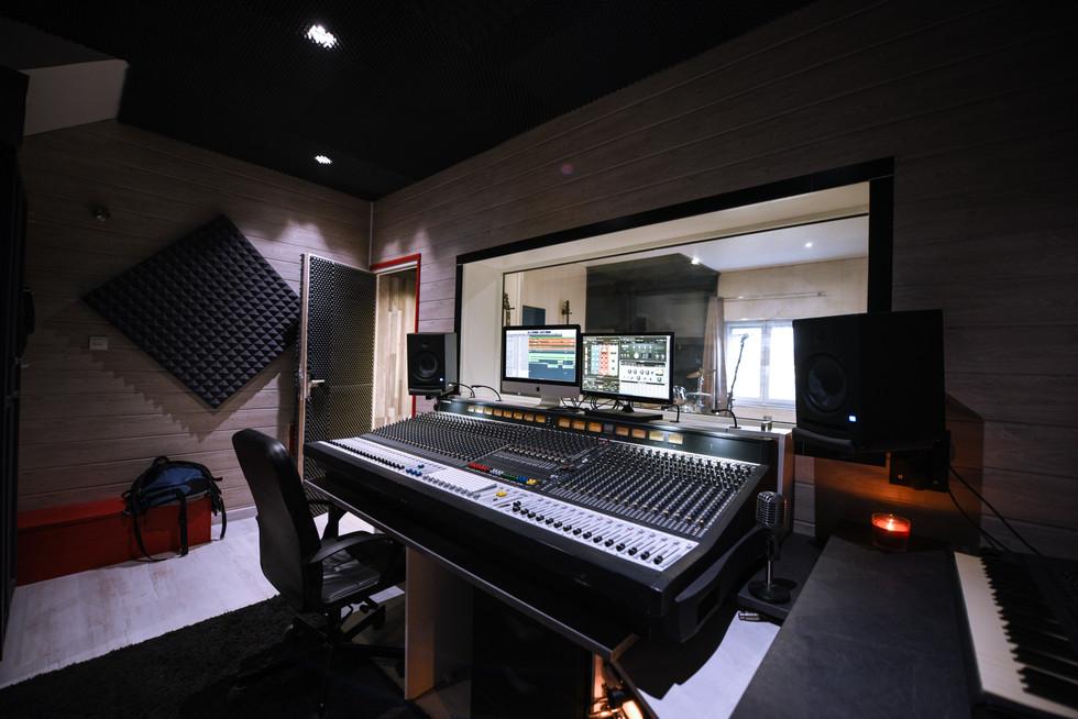 Southhill Studio - Régie