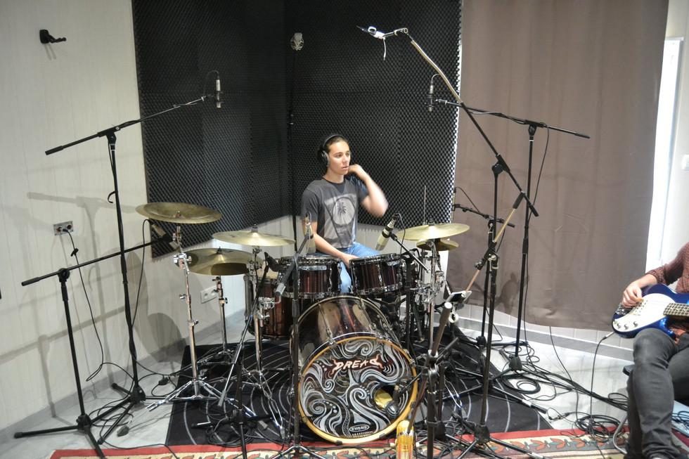 Dread Record Drum