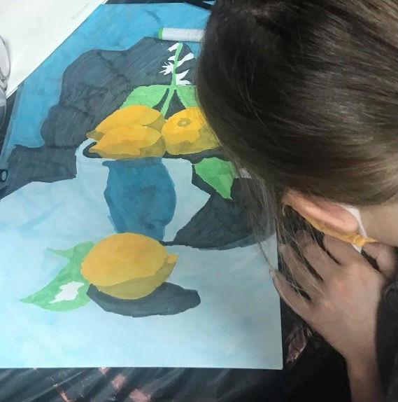 Kids' Basic Art Aug 6