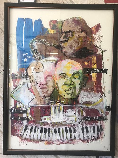 """Jazz Habits"" Keith Douglas"
