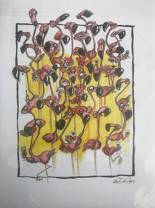 Print Keith Douglas
