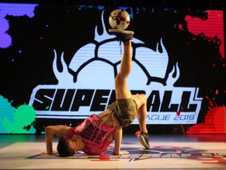 Top 8 mundial Freestyle futbol, Superball 2019 (Praga)