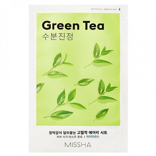 Missha Green Tea