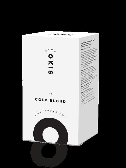 Color cream Cold Blond
