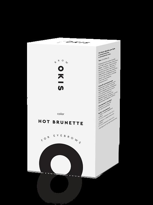 Color cream Hot Brunette