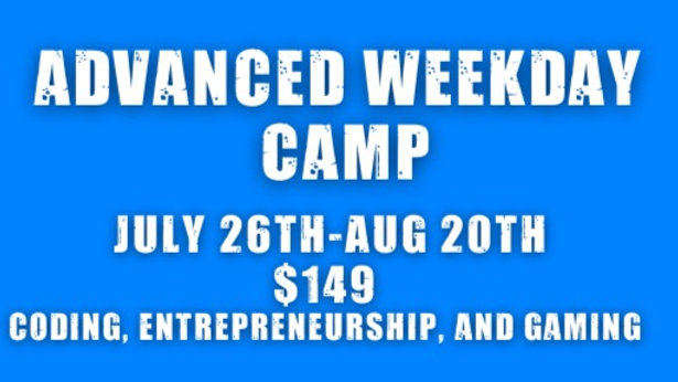 Futures First Camp - Weekday