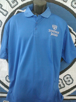 SHS Football - Spirit Wear - BLUE POLO