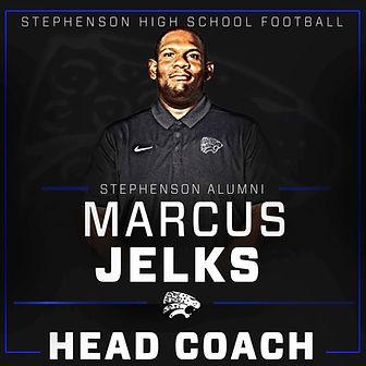 Head Coach Marcus Jelks