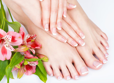 4 Reasons to Get a Pedicure Now! Get Your Feet Ready For Summer