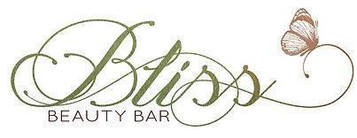 Bliss Beauty Bar Logo