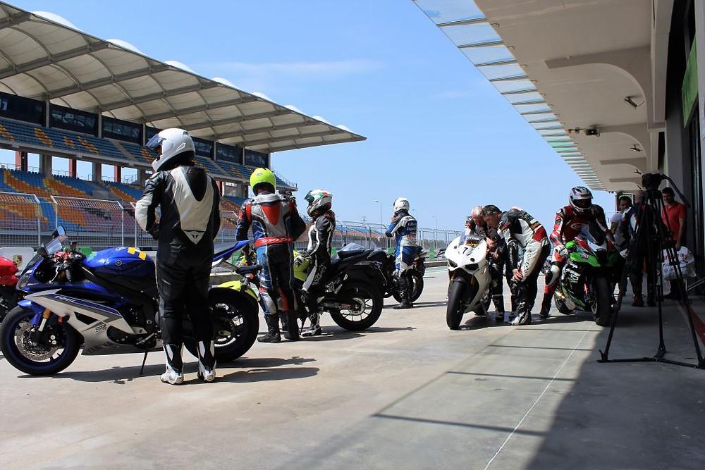 2016 California Superbike School Eğitimleri