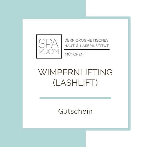 Wimpernlifting (Lashlift)