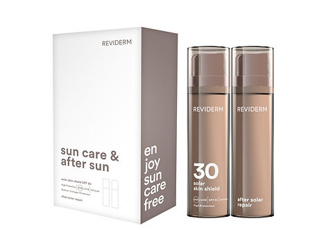 sun care & after sun DUO