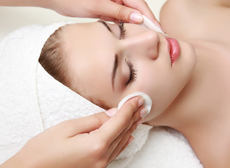 Get the most out of your skin care with monthly facials