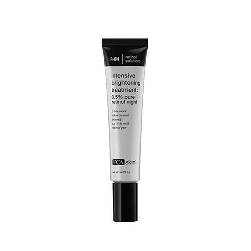 PCA Skin Intensive Brightening Treatment: 0.5% pure retinol