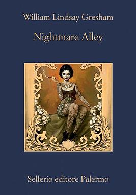 william gresham nightmare alley sellerio