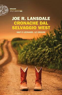 joe lansdale cronache dal selvaggio west