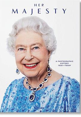 her majesty photgraphic history taschen.