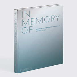 in memory of_designing contemporary memorials_phaidon
