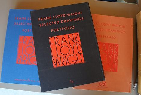frank lloyd right selected drawings portfolio