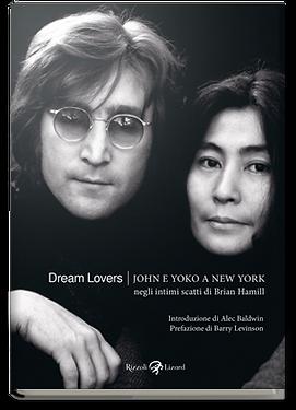 dream lovers. john e yoko a new york_rizzoli lizard